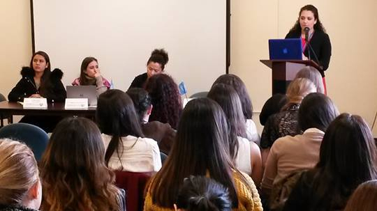 CSW 60 Empowering Young Women in Latam